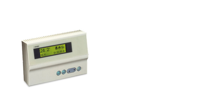 The pGD graphic display, the electronic device compatible with the previous PCOI/PCOT line terminals